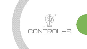 control-e