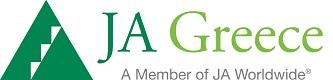 JA Greece Λογότυπο